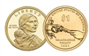 2011 P & D Sacagawea Dollar Set