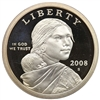 2000 - 2016 S Sacagawea/Native American Dollar Proof 17 Coin Set