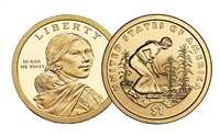2009-S Proof Sacagawea Dollar