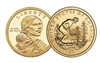 2009 - D Sacagawea Dollar - 25 Coin Roll