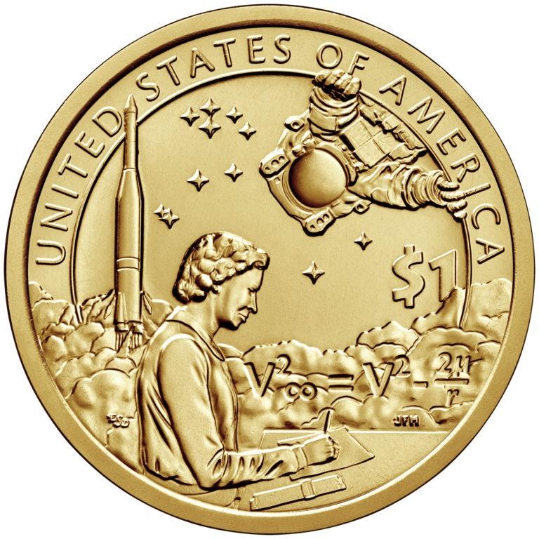 2019 D Native American Sacagawea Dollar 25 Coin Roll