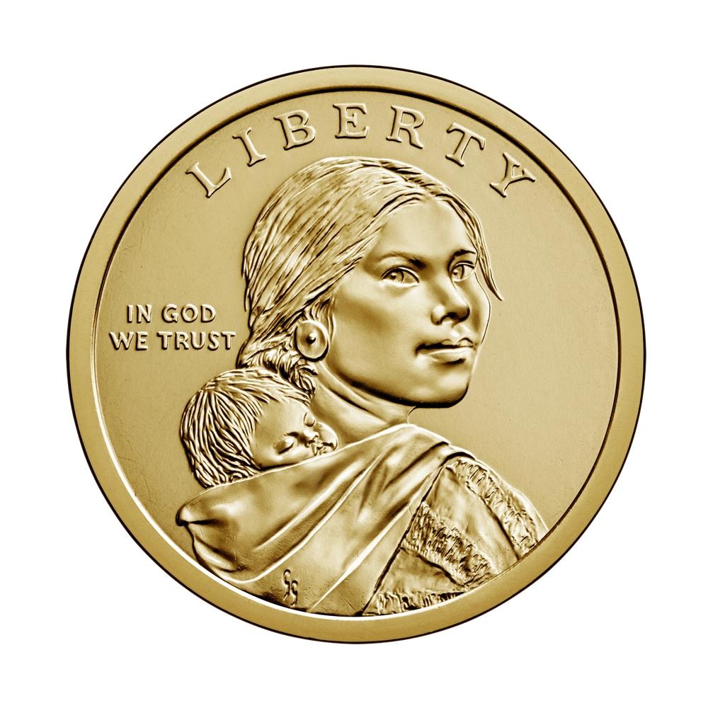 2013 D Sacagawea Native American Dollar US Mint Coin Brilliant Uncirculated
