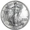 1992 U.S. Silver Eagle - Gem Brilliant Uncirculated with Certificate of Authenticity