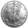 1999 U.S. Silver Eagle - Gem Brilliant Uncirculated with Certificate of Authenticity