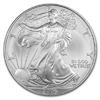 2006 U.S. Silver Eagle - Gem Brilliant Uncirculated with Certificate of Authenticity