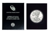 2014 U.S. Silver Eagle in Plastic Air Tite and Blue Gift Box - Gem Brilliant Uncirculated