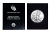 2016 U.S. Silver Eagle in Plastic Air Tite and Blue Gift Box - Gem Brilliant Uncirculated