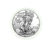 2018 U.S. Silver Eagle - Gem Brilliant Uncirculated in Plastic Air-Tite Holder