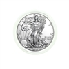 2019 U.S. Silver Eagle - Gem Brilliant Uncirculated in Plastic Air-Tite Holder