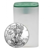 Roll of 20 - 2020 U.S. Silver Eagle - Gem Brilliant Uncirculated
