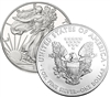 Silver Eagle - Date our Choice - Uncirculated
