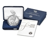 2020 W Proof American Silver Eagle 1 Ounce Coin in OGP with CoA