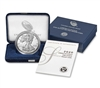 2020 S Proof American Silver Eagle with Box/ CoA