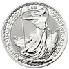 2020 1 oz British Silver Britannia Coin Brilliant Uncirculated