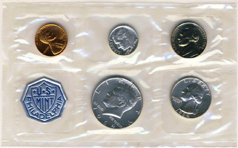 2005 S Proof State Quarter Set 90/% Silver  Box  /& COA 5 Coins US Mint