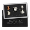 1992 S U.S. Mint Silver Proof Set in OGP with CoA