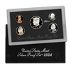 1994  S U.S. Mint Silver Proof Set in OGP with CoA