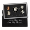 1997 S U.S. Mint Silver Proof Set in OGP with CoA