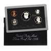 1998 S U.S. Mint Silver Proof Set in OGP with CoA