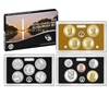 2015 U.S. Mint 14-coin Silver Proof Set - OGP box & COA