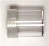 10 Pack of U.S. Half Dollar Coin Tubes