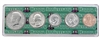 1976 - 41st Anniversary Year Coin Set in Happy Anniversary Holder