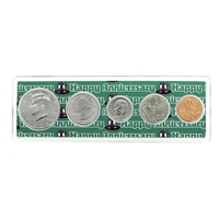 2020 - Anniversary Year Coin Set in Happy Anniversary Holder