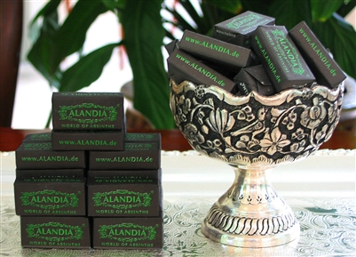 Individually Wrapped Absinthe Sugar Cubes