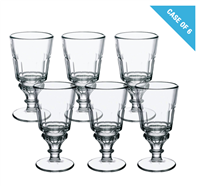 6 La Rochere Absinthe Glasses