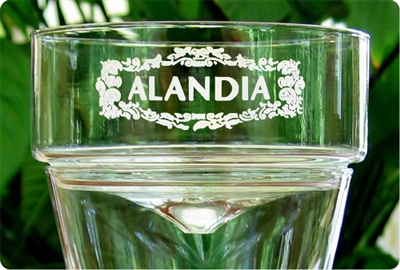 Absinthe Dripper/Brouilleur XL Glass - Alandia
