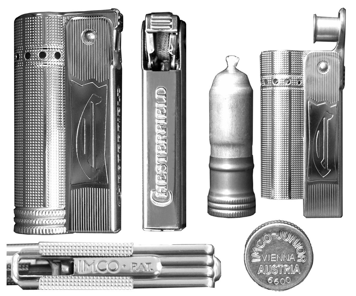 Imco Triplex Junior 6600 Lighter