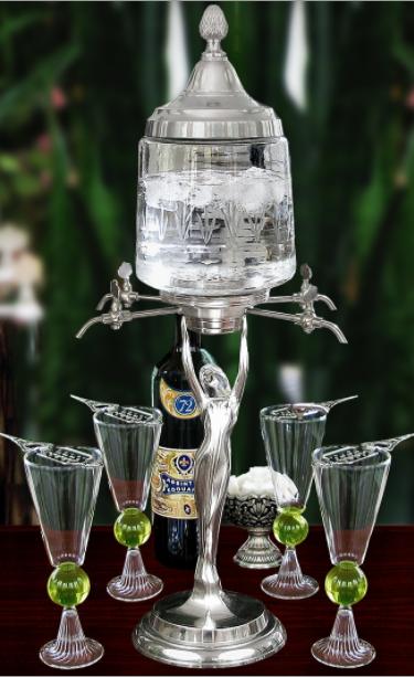 Image result for absinthe""