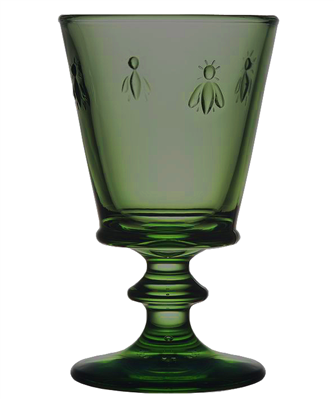 Absinthe Glass Green Bistro La Rochere Bee 611003