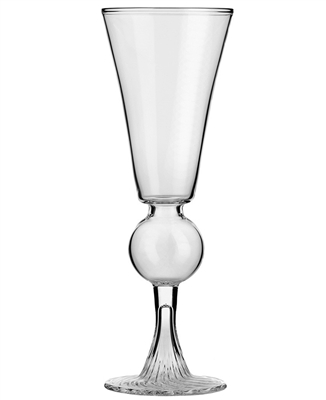 Magnifique Reservoir Absinthe Glass (Blown)