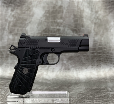 "Wilson Combat XTAC Elite Professional 4"" 9MM"