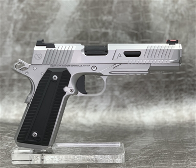 "Nighthawk Custom Agent 2 Government 5"" .45acp - Battle Worn Cerakote Finish"