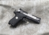 Wilson Combat EDC X9 with Stainless Steel & Polished Slide with Black Armor Tuff