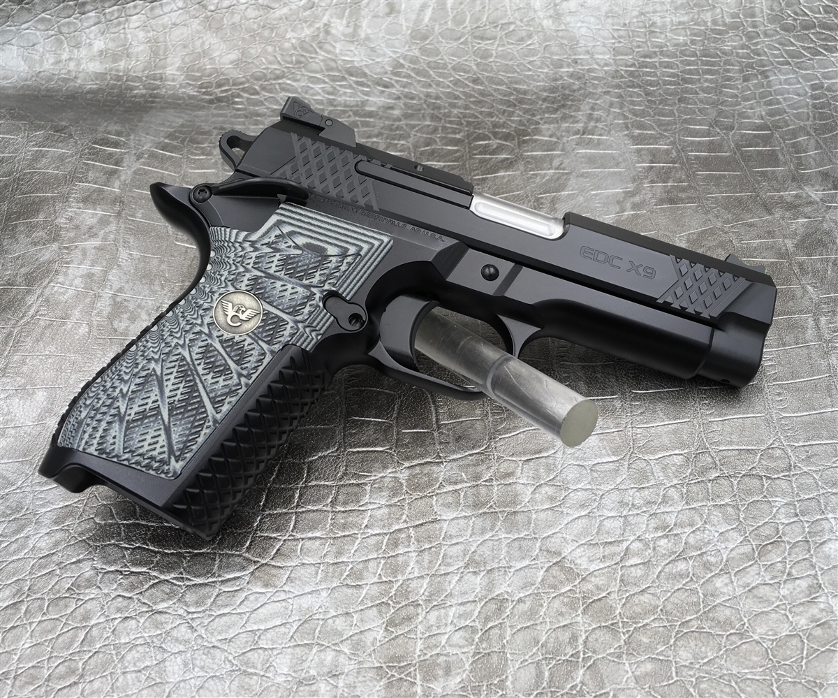 Wilson Combat EDC X9 without Rail - Kitted within 24 Hours of Purchase (Non  Refundable Security Deposit to Commission your Custom Build)