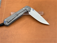Large Sebenza 31 Plain Drop Point