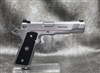 "Wilson Combat CQB Elite 5"" 9MM - Stainless Steel with Matte Bead Blast & Polished Slide"