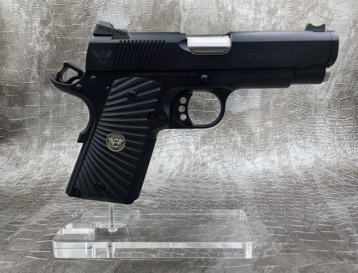 Wilson Combat Stealth  45acp