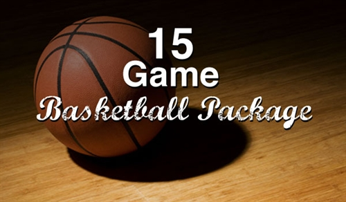 15 Game Basketball sports handicapping Package