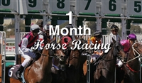 1 Month Horse Racing