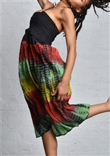 Rasta Tube Dress