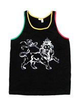 Lion of Judah Tank Top