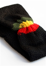 Rasta Knit Headband