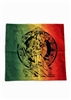 Lion Of Judah Rasta Cushion Cover