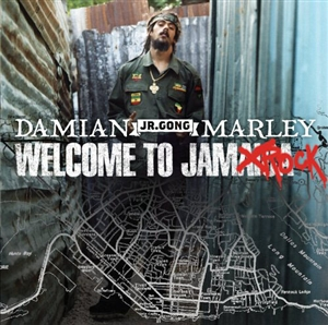 "Damian ""Jr Gong"" Marley - Welcome To Jamrock CD"