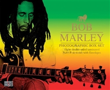 Bob Marley Boxed Set Postcards
