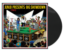 Junjo Presents Big Showdown - Roots Radics (LP)